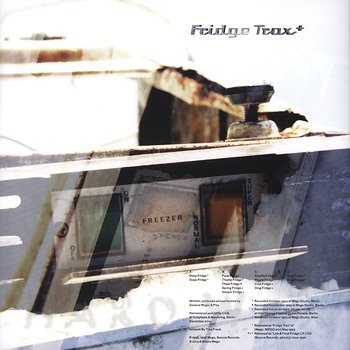 Cover art - General Magic & Pita: Fridge Trax Plus