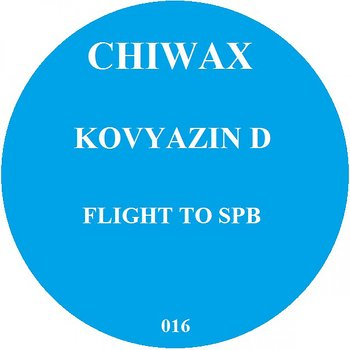 Cover art - Kovyazin D: Flight From SPB
