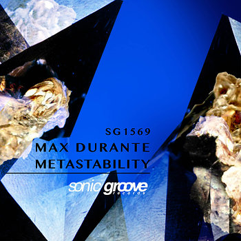 Cover art - Max Durante: Metastability