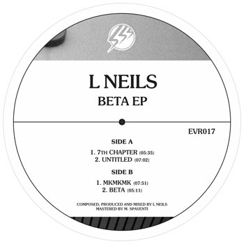 Cover art - L Neils: Beta EP