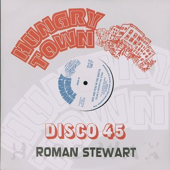 Cover art - Roman Stewart: Rice And Peas