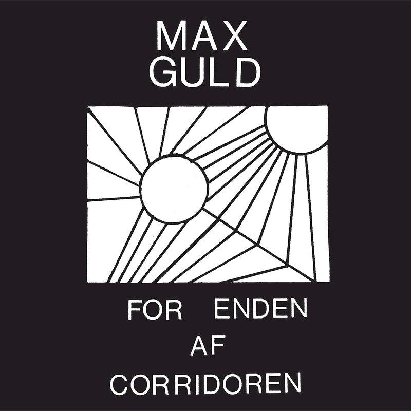 Cover art - Max Guld: For Enden Af Corridoren