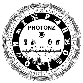 Cover art - Photonz: Osiris Resurrected