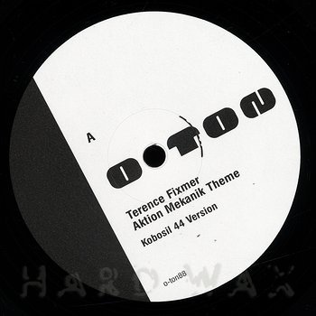 Cover art - Terence Fixmer: Aktion Mekanik Theme Remixes