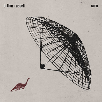 Cover art - Arthur Russell: Corn
