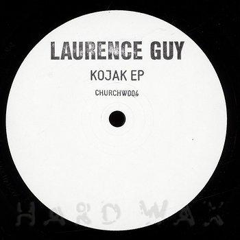 Cover art - Laurence Guy: Kojak EP