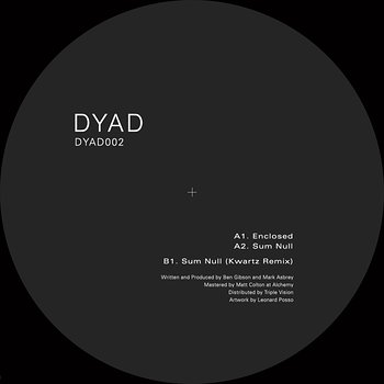 Cover art - Dyad: Enclosed