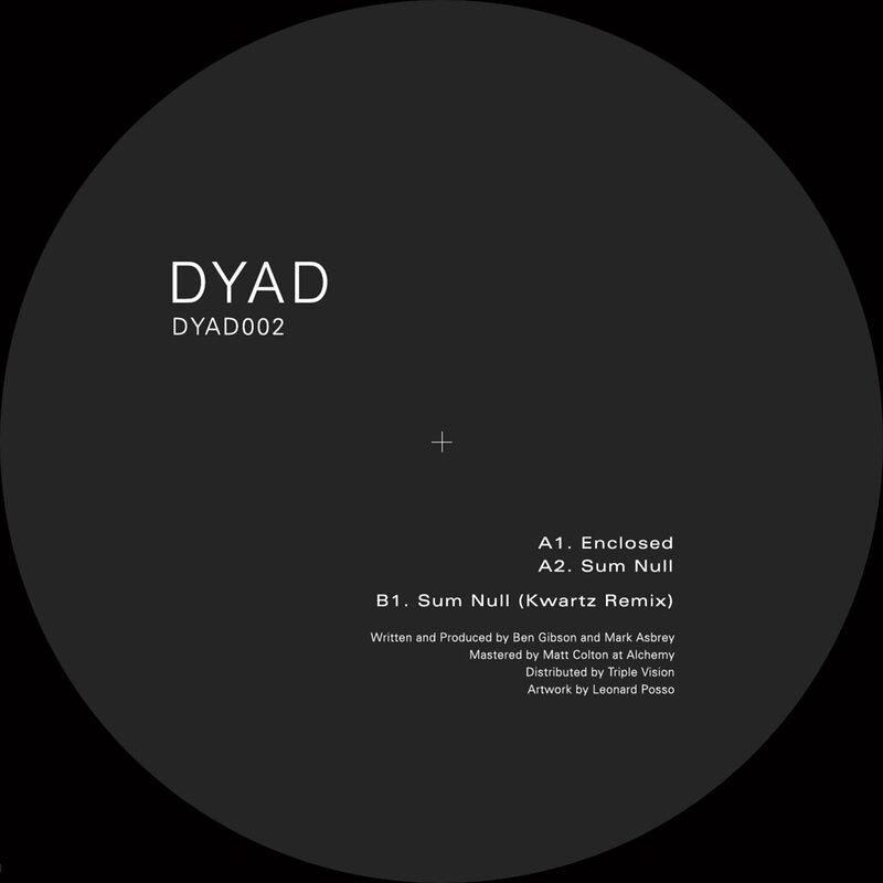 Cover art - Dyad: Enclosed