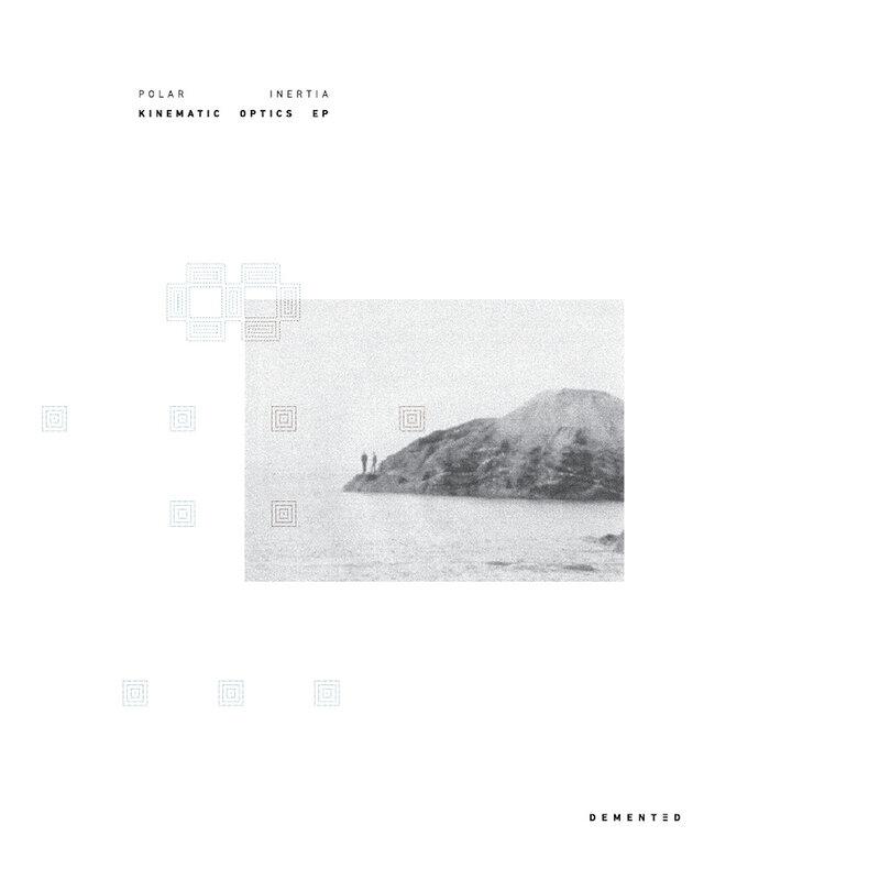 Cover art - Polar Inertia: Kinematic Optics EP