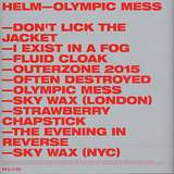 Cover art - Helm: Olympic Mess