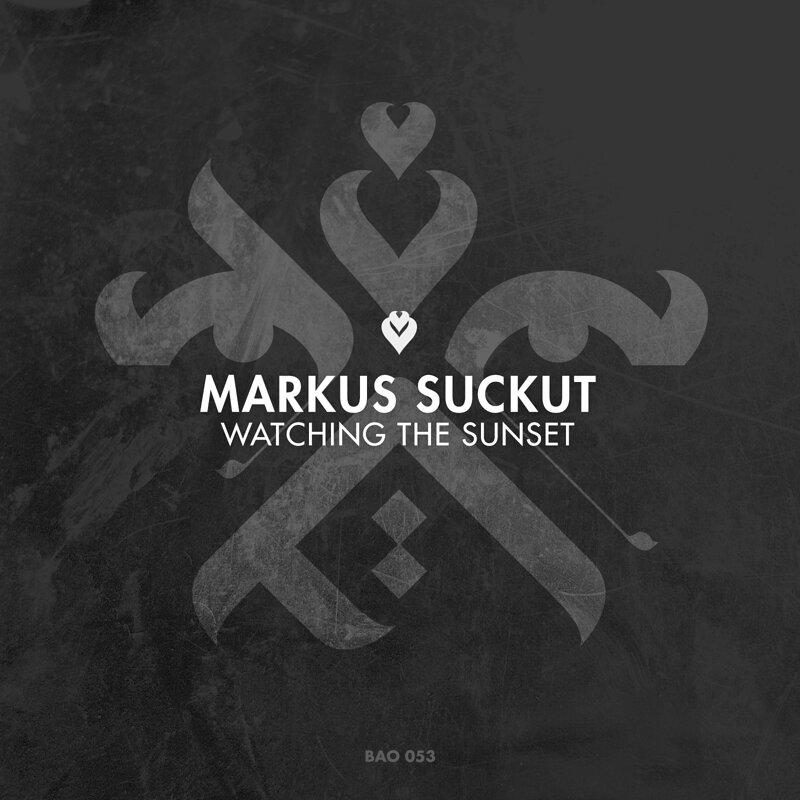 Cover art - Markus Suckut: Watching The Sunset EP