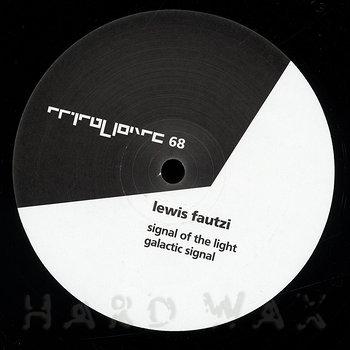 Cover art - Lewis Fautzi: Galactic Signal EP
