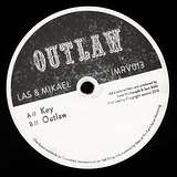 Cover art - Las & Mikael: Outlaw EP