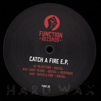Cover art - Digital: Catch A Fire EP