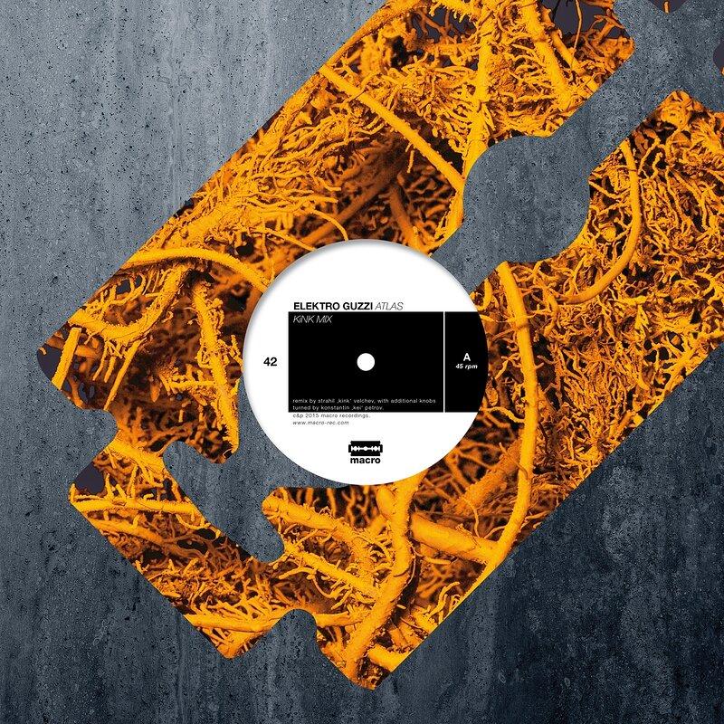 Cover art - Kink Vs. Elektro Guzzi: Atlas/Vodolaz Versions