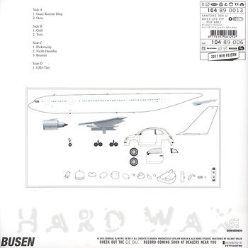 Cover art - Busen: Busen