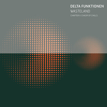 Cover art - Delta Funktionen: Wasteland - Chapter II