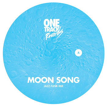 Cover art - John Daly: Moon Song