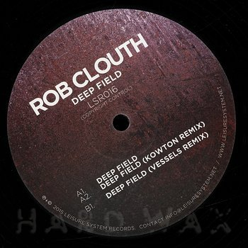 Cover art - Rob Clouth: Deep Field EP