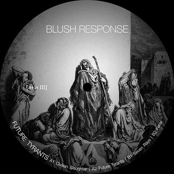 Cover art - Blush Response: Future Tyrants