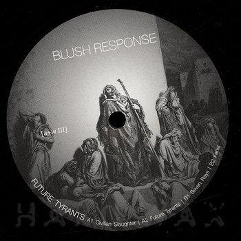 Cover art - Blush Response: Future Tyrants