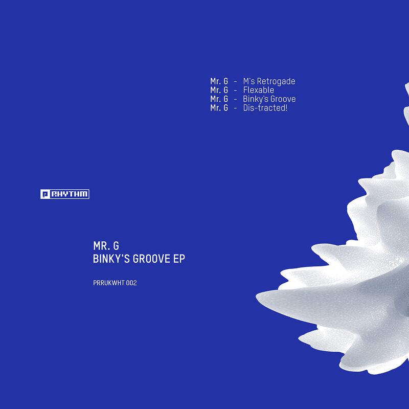 Cover art - Mr. G: Binky's Groove EP