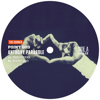 Cover art - Anthony Parasole: Point God