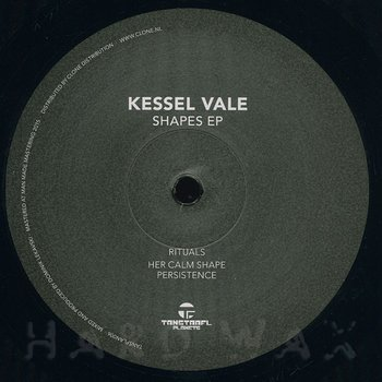Cover art - Kessel Vale: Shapes EP
