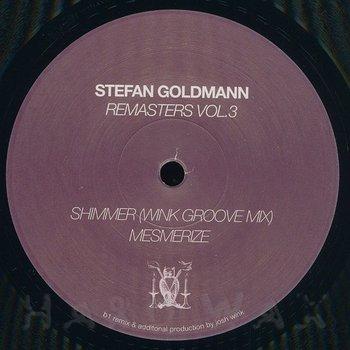 Cover art - Stefan Goldmann: Remasters Vol. 3