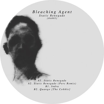 Cover art - Bleaching Agent: Static Renegade