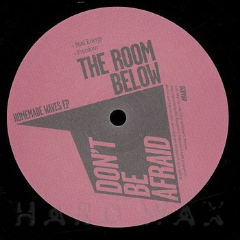 Cover art - The Room Below: Homemade Waves EP