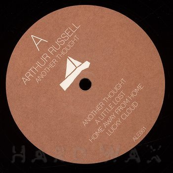 Cover art - Arthur Russell: Another Thought