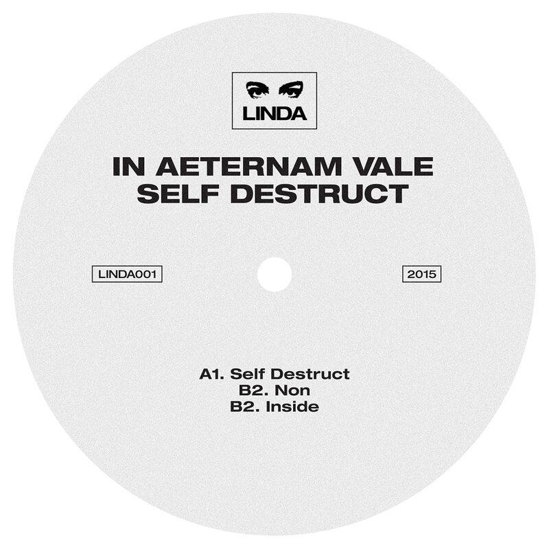 Cover art - In Aeternam Vale: Self Destruct EP