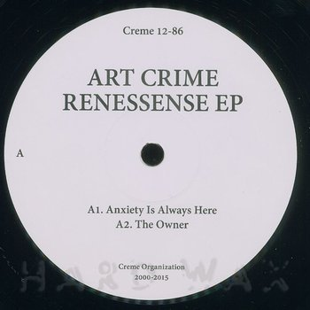 Cover art - Art Crime: Renessense EP