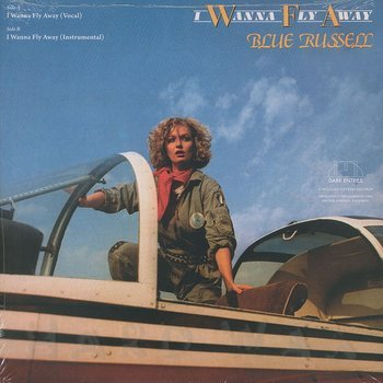 Cover art - Blue Russell: I Wanna Fly Away