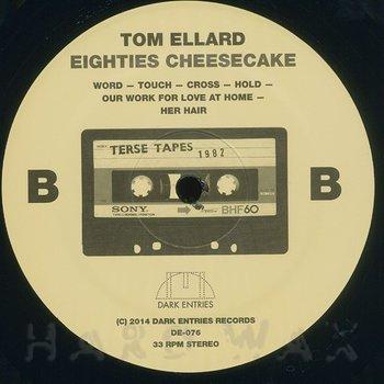 Cover art - Tom Ellard: Eighties Cheesecake