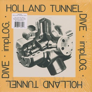 Cover art - Implog: Holland Tunnel Dive
