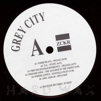 Cover art - Various Artists: Grey City