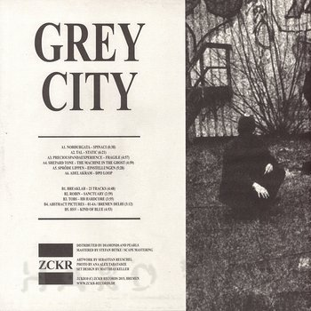 Cover art - Various Artists: Grey City