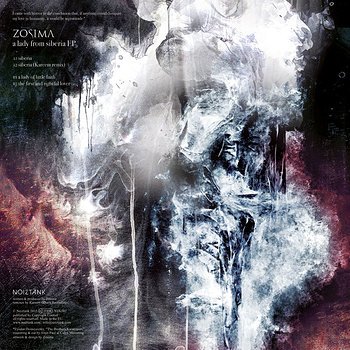 Cover art - Zosima: A Lady From Siberia EP