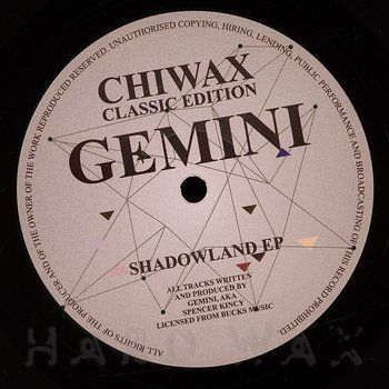 Cover art - Gemini: Shadowland EP