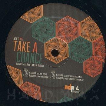 Cover art - Kai Alcé: Take A Chance