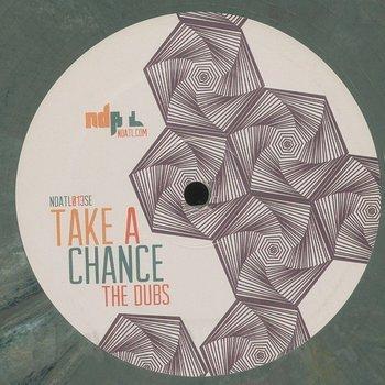 Cover art - Kai Alcé: Take A Chance - The Dubs
