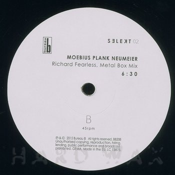 Cover art - Moebius Plank Neumeier: Remixed By Richard Fearless