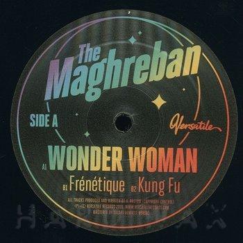 Cover art - The Maghreban: Wonder Woman