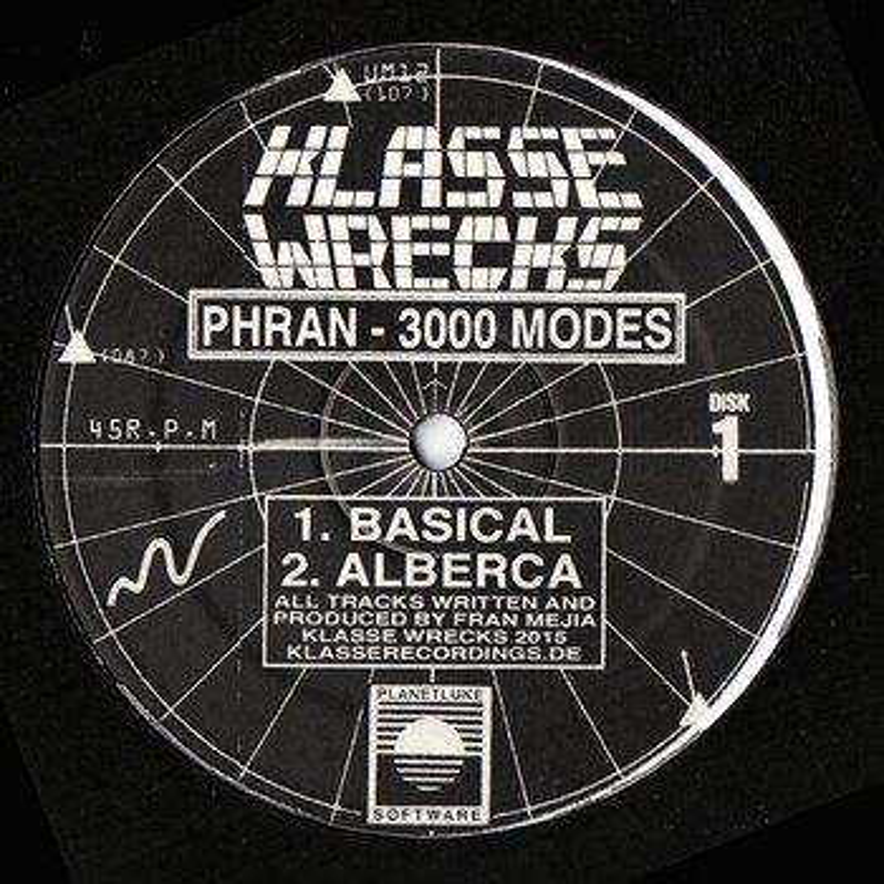 Cover art - Phran: 3000 Modes