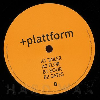Cover art - Plattform: Tailer EP