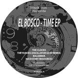 Cover art - El Bosco: Time EP