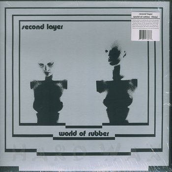 Cover art - Second Layer: World Of Rubber