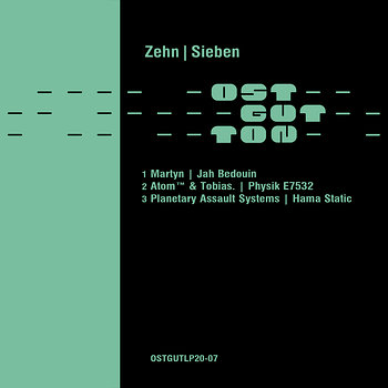 Cover art - Various Artists: Zehn | Sieben